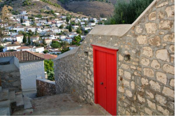 KEDY- Municipality of Hydra participates in the 3 Doors 3 Countries program