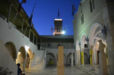 Ανακοίνωση του Ιερού Καθεδρικού Ναού της Ύδρας για τον εορτασμό της Παναγίας