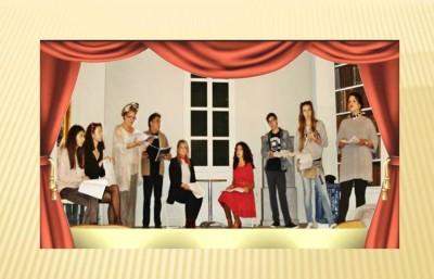 5 χρόνια της θεατρικής ομάδας «ΟΡΑΜΑ» με νέα παράσταση που συνεχίζεται...