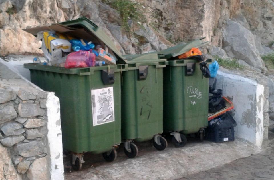 Σύντομα η εγκατάσταση συστήματος υπογειοποίησης κάδων απορριμμάτων στην Ύδρα με δωρεά της Μότορ Όιλ