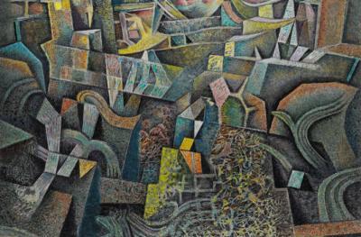 Ξεπέρασε τις 300.000 ευρώ, πίνακας του Ν. Χατζηκυριάκου-Γκίκα που δημοπρατήθηκε στον οίκο Sotheby's