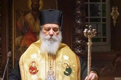 Στην Ιερά Μονή Αγίας Ματρώνης Ύδρας μετέβη ο Ποιμενάρχης κ. ΕΦΡΑΙΜ
