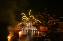 Μιαούλεια 2016 - Πυροτεχνήματα