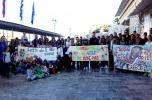"""Ηχηρό """"παρών"""" και συμμετοχή στην εθελοντική εκστρατεία καθαρισμού των ακτών"""