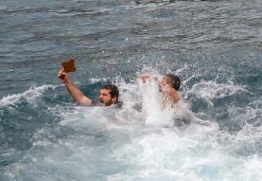 Με λαμπρότητα γιορτάστηκαν τα Θεοφάνεια στην Ύδρα