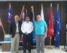 Σύσκεψη Αντιπεριφερειάρχη για τις κατολισθήσεις της Ύδρας και της Π.Ε. Νήσων