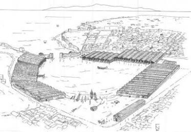 """Ομιλία στο Ναυτικό Μουσείο Ελλάδος: """"Αναζητώντας το ναυτικό παρελθόν του Πειραιά"""""""