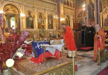 Γιορτάστηκε στην Αθήνα από την Αδελφότητα Υδραίων η μνήμη του Αγίου Κωνσταντίνου