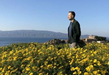 Ο Χρήστος Δασκαλάκης σε μια συνέντευξη για τη Χιονονιφάδα που αγάπησε και αγαπιέται...