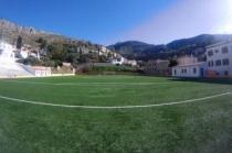 Γήπεδο Ύδρας - Από το χθες στο σήμερα (video)